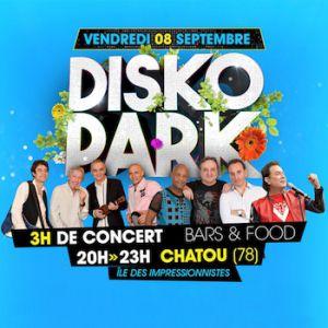 Festival DISKO PARK à CHATOU @ Île des impressionnistes - Billets & Places
