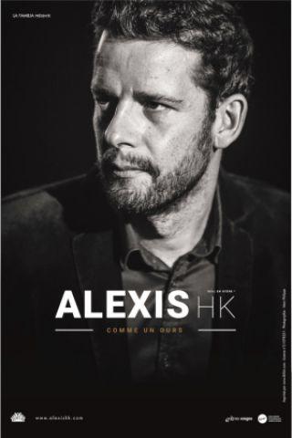 Concert ALEXIS HK - Comme un ours à Paris @ Café de la Danse - Billets & Places