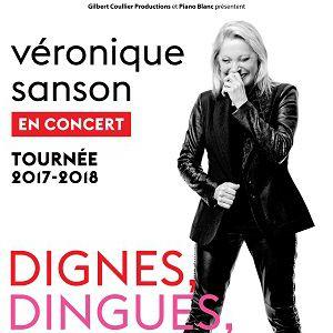 VERONIQUE SANSON @ PMC - Salle Erasme - Strasbourg