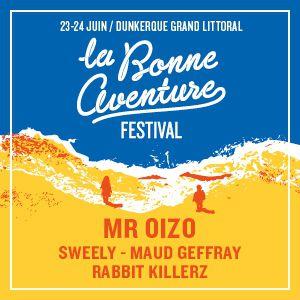 Festival La Bonne Aventure 2018 - LE KLUB @ Le Kursaal - DUNKERQUE