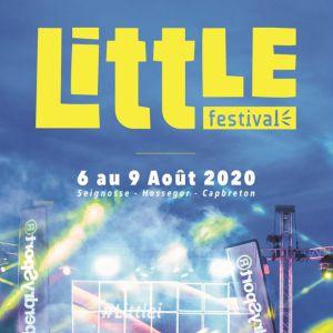 Pass Deux Jours - 07 & 08 Août - Little Festival #4