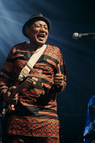 Concert EBO TAYLOR & The Saltpond City Band à Paris @ New Morning - Billets & Places