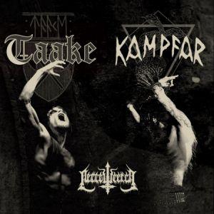 Taake & Kampfar + Necrowretch