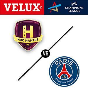 Hbc Nantes - Paris Saint-Germain Hb