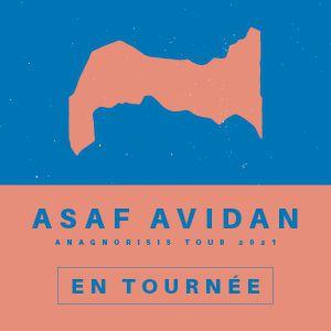 Asaf Avidan & Band  + 1Ère Partie