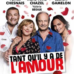 TANT QU'IL Y A DE L'AMOUR @ Le Vinci - Auditorium François 1er - Tours