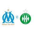 Match Olympique de Marseille - AS Saint Etienne