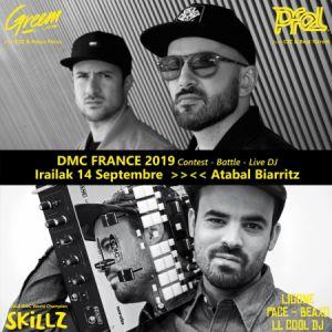 Dmc France 2019 + Pfel & Greem [ C2c / Hocus Pocus ] + Skillz