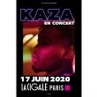 Concert KAZA à Paris @ La Cigale - Billets & Places