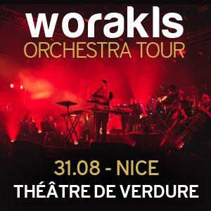 Worakls Orchestra - Theatre De Verdure