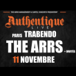 Concert THE ARRS + Invités [Authentique Live]