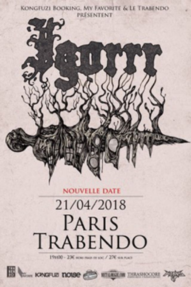 IGORRR @ Le Trabendo - Paris