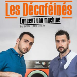LES DECAFEINES - Les Décaféinés lancent une machine @ BAIE DES SINGES - Cournon d'Auvergne
