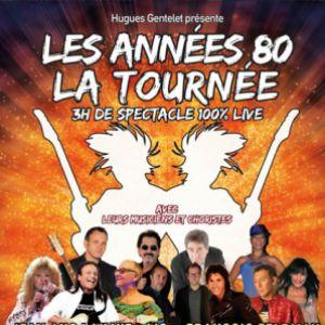 LES ANNEES 80 À FOUGERES @ Espace Aumaillerie - Fougères