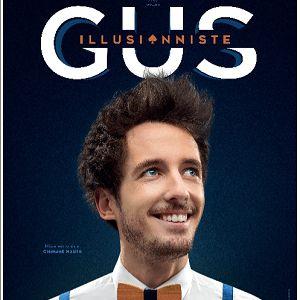 Gus - Illusionniste
