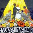 """Expo """"Le Voyage imaginaire"""" de René Clair - 1925 (1h10)"""