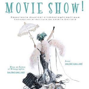 """""""Movie Show"""" @ Théâtre Trévise - Paris"""