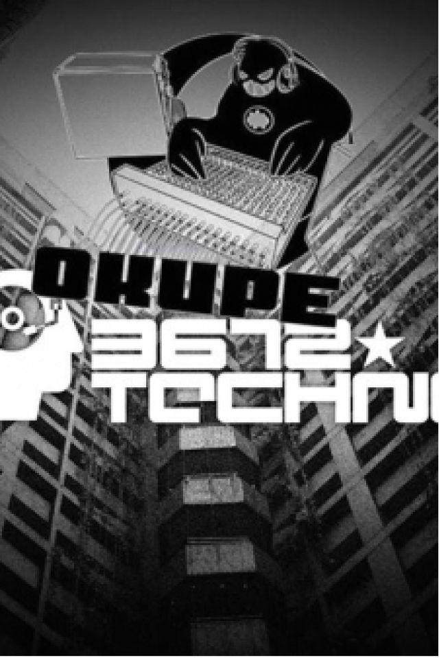 3672*techno invite OKUPE Prod - 20 ans @ Glazart - PARIS 19