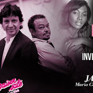 MARIO CANONGE & MICHEL ZENINO invitent KAREEN GUIOCK @ Le Baiser Salé Jazz Club - PARIS
