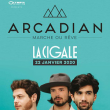 Concert ARCADIAN à Paris @ La Cigale - Billets & Places