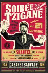Soirée SHANTEL DJ Set - Soirée Tzigane
