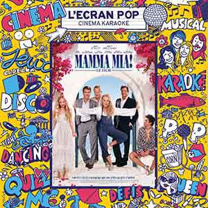 L'ecran Pop - Mamma Mia ! - Le Grand Rex - Paris