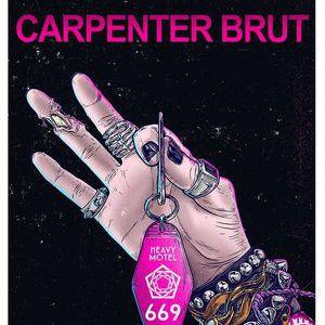 CARPENTER BRUT @ Liberté // L'Etage - RENNES