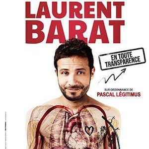 """Laurent Barat """"En Toute Transparence"""""""