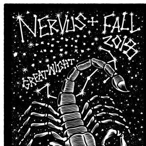 NERVUS + Great Wight + secret co-headliner @ Olympic Café - PARIS