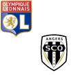 Match LIGUE 1 CONFORAMA - OL / ANGERS SCO