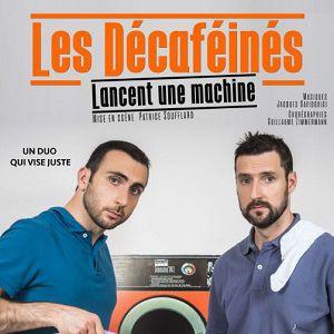 Les Décaféinés @ Théâtre Le Point Virgule - PARIS