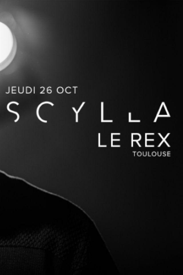 Scylla + Guest  @ Le Rex - TOULOUSE