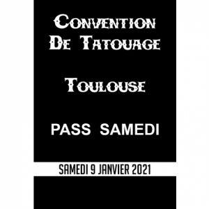 Convention Tatouage Toulouse Pass Samedi