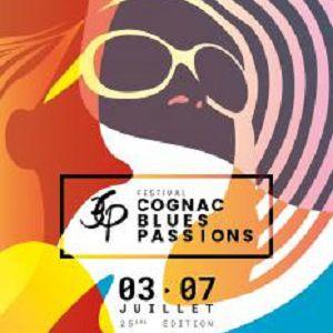 COGNAC BLUES PASSIONS - PASS 4 JOURS @ Jardin Public de Cognac - Cognac