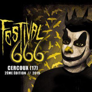 Festival 666 - Pass 2 Jours 08/2019