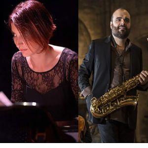 Bach Le Haïm - Amandine Habib & Raphaël Imbert