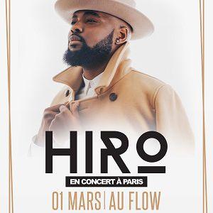 HIRO @ FLOW - PARIS