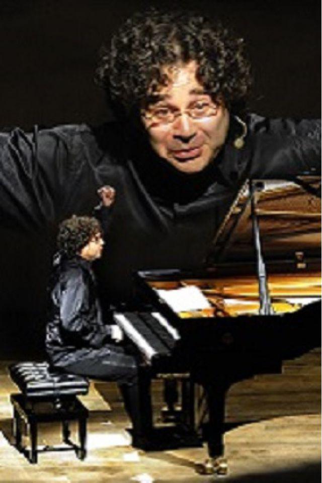 Le pianiste aux 50 doigts @ Olympia d'Arcachon - ARCACHON