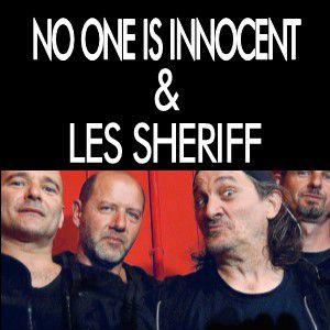 NO ONE IS INNOCENT // LES SHERIFF @ ZENITH DE PAU - Pau