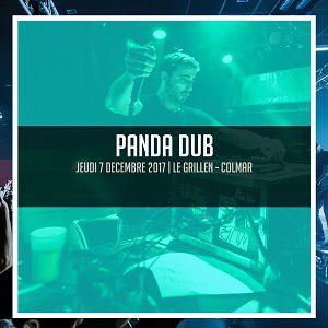 PANDA DUB @ Le GRILLEN - COLMAR