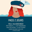 Touquet Music Beach Festival - Pass 2J : Paul Kalkbrenner & more