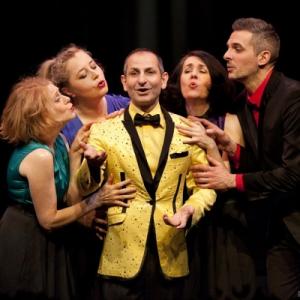 CINQ DE COEUR @ Théâtre Charles Dullin - LE GRAND QUEVILLY