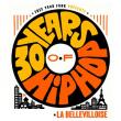 Soirée 30 YEARS OF HIP HOP ft. APOLLO BROWN & PLANET ASIA à Paris @ La Bellevilloise - Billets & Places