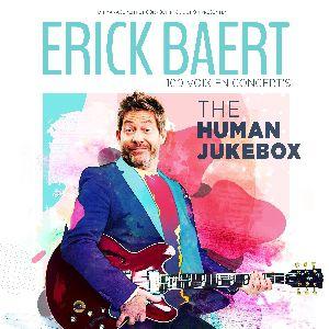 Erick Baert, The Human Jukebox