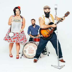 The Reverend Peyton's Big Damn Band +  The Summer Rebellion