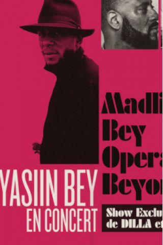 Soirée Yasiin Bey Afterparty à Paris @ Les Bains-Douches - Billets & Places