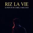 Concert Riz La Vie