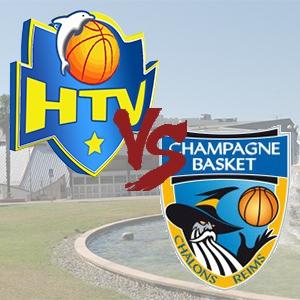 HTV - Chalons Reims @ Palais des Sports de Toulon - TOULON