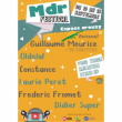 Spectacle GUILLAUME MEURICE /THE DISRUPTIVES / MDR FESTIVAL