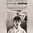 Concert PSYKUP à Paris @ Le Trabendo - Billets & Places
